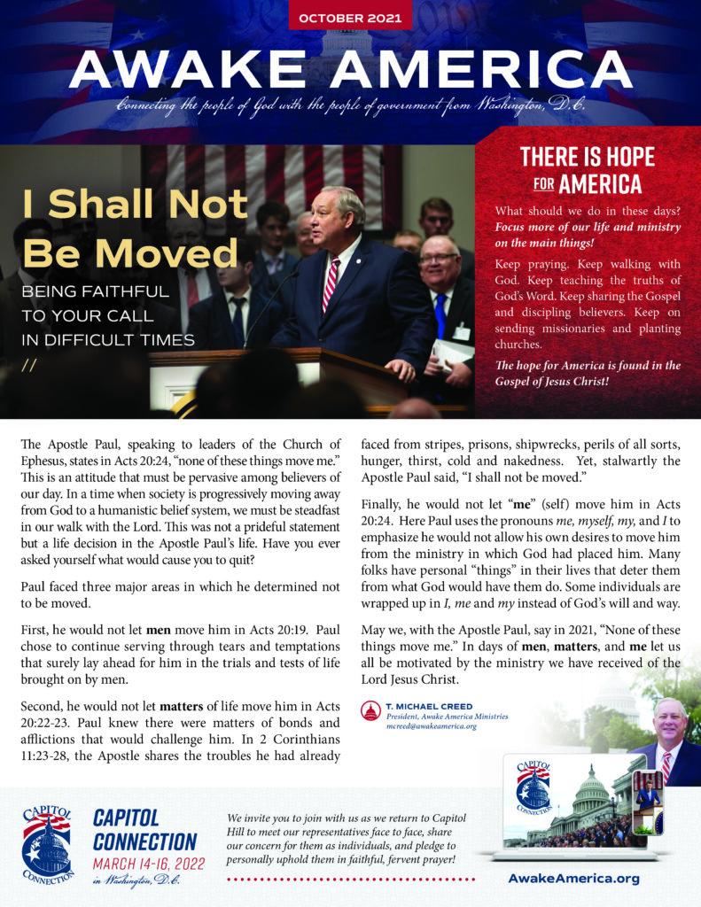 Awake America Newsletter - October 2021-p1